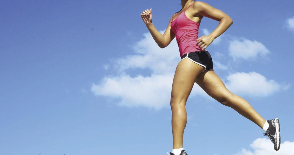 Spring för ditt liv
