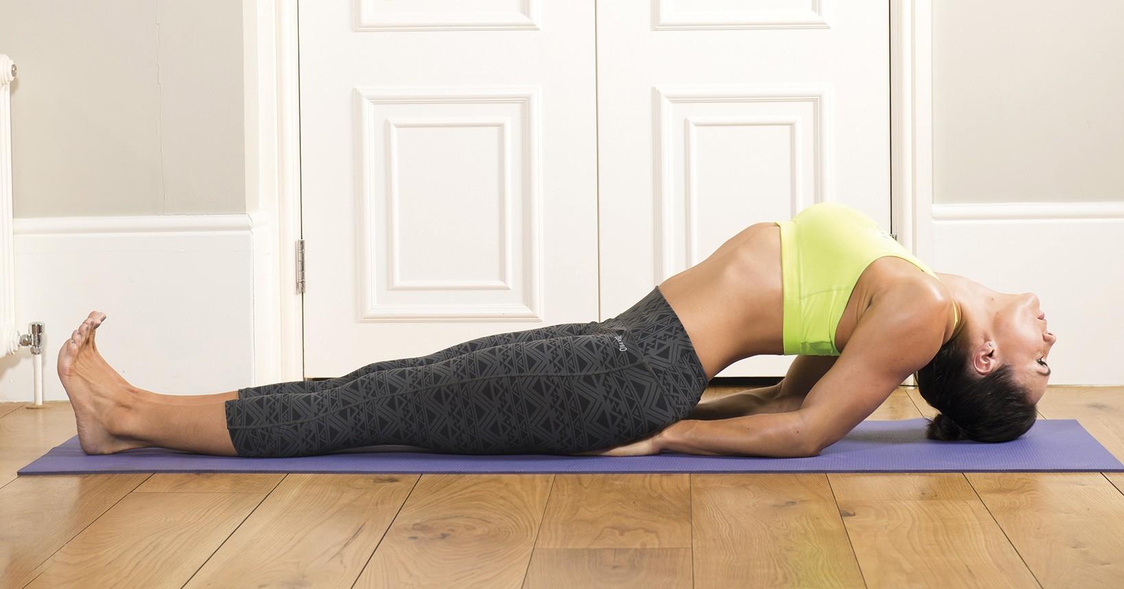 yogaövning