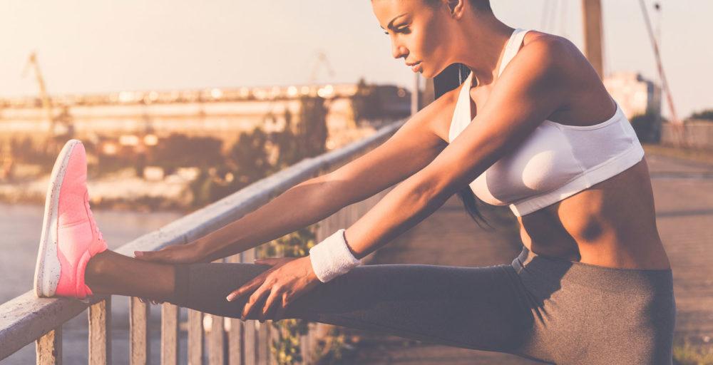 bästa återhämtning efter träning