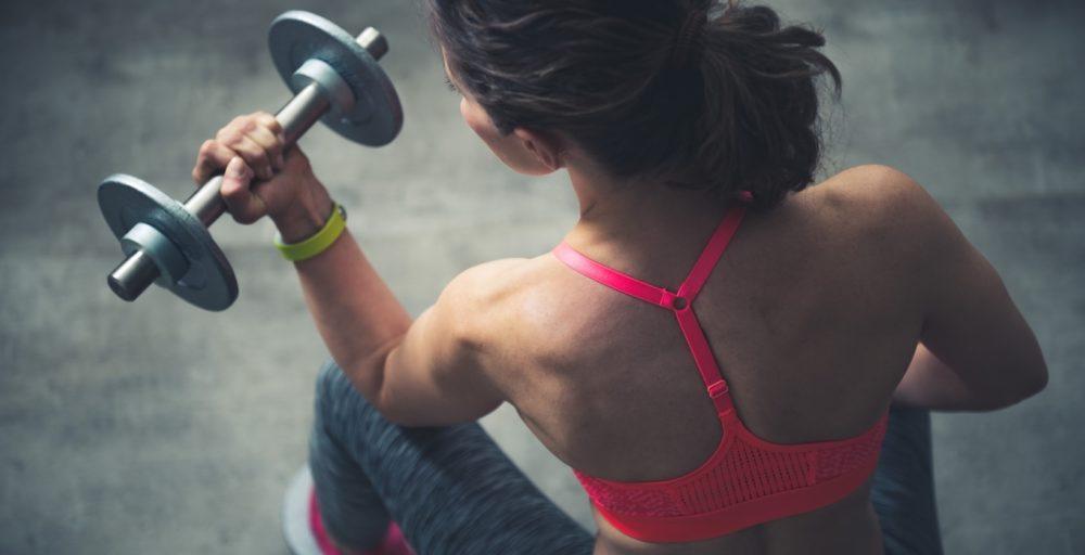 bränna fett styrketräning