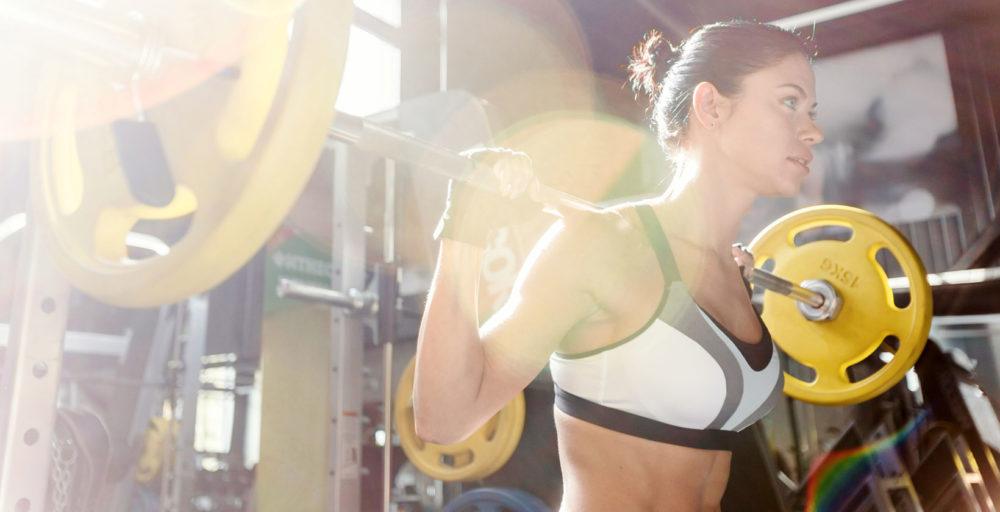 kosttillskott tjejer träning
