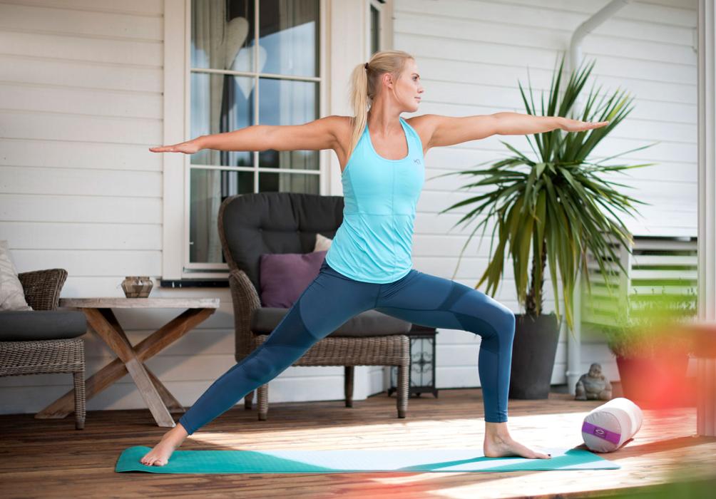 Yoga - paus för huvudet cf93f848e1c4a
