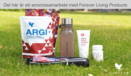 5a8eef61c59a Tävling: Boosta träningslusten – vinn löparkit från Forever