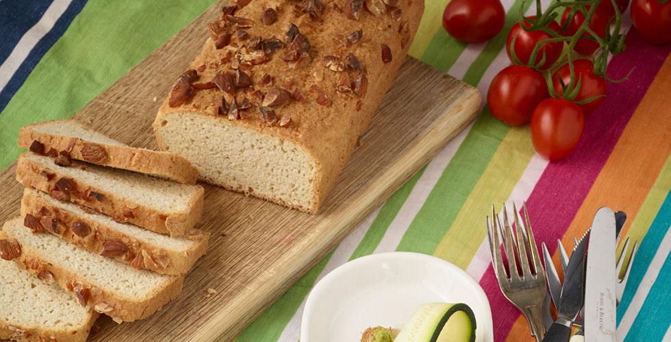 fitness bröd recept