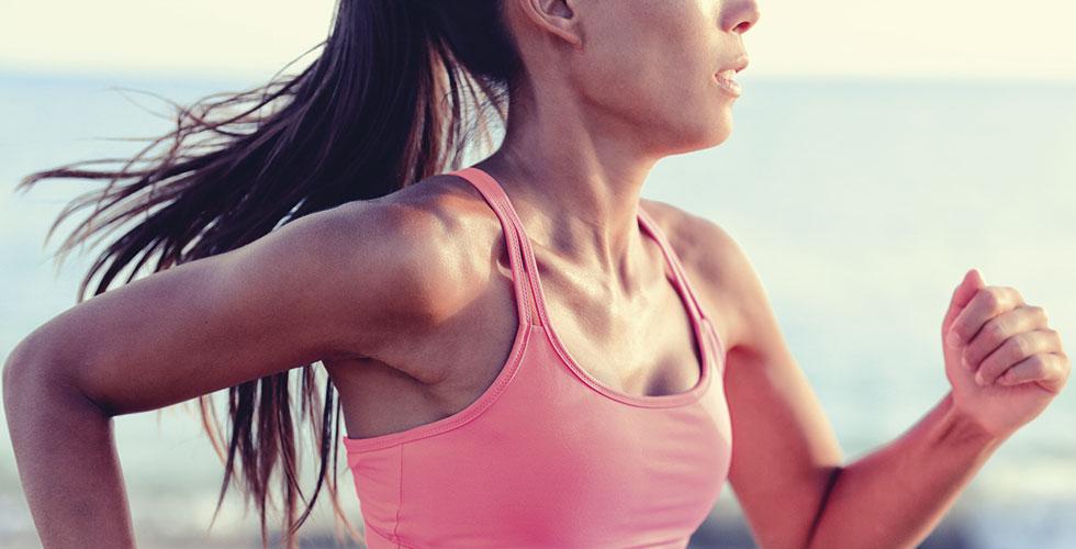 gå ner i vikt löpning
