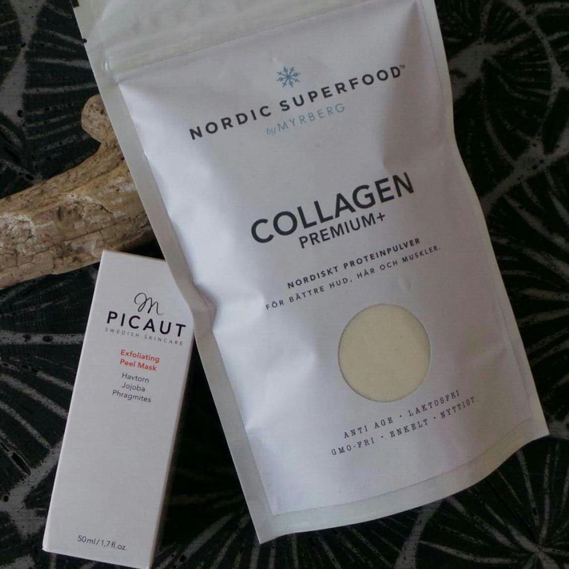 bästa collagen tillskottet