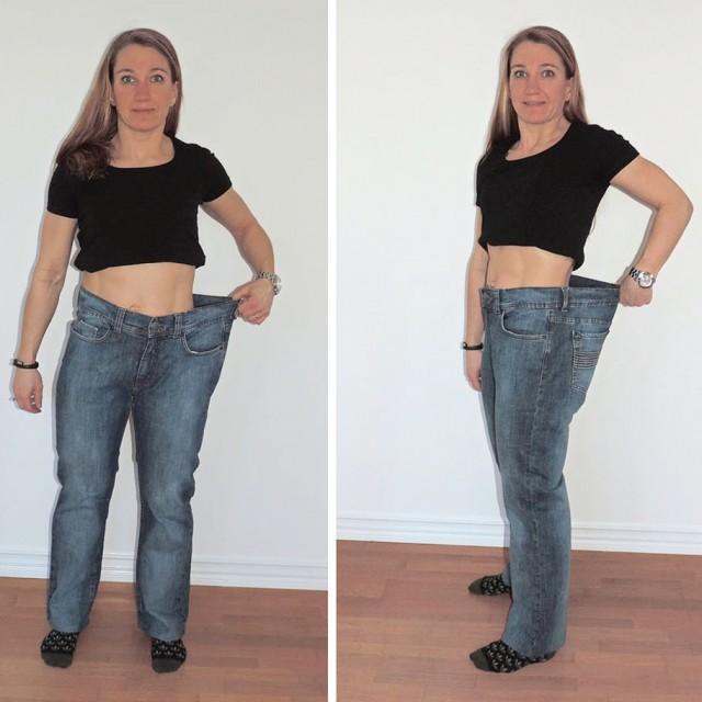 Vickans resa - jeans