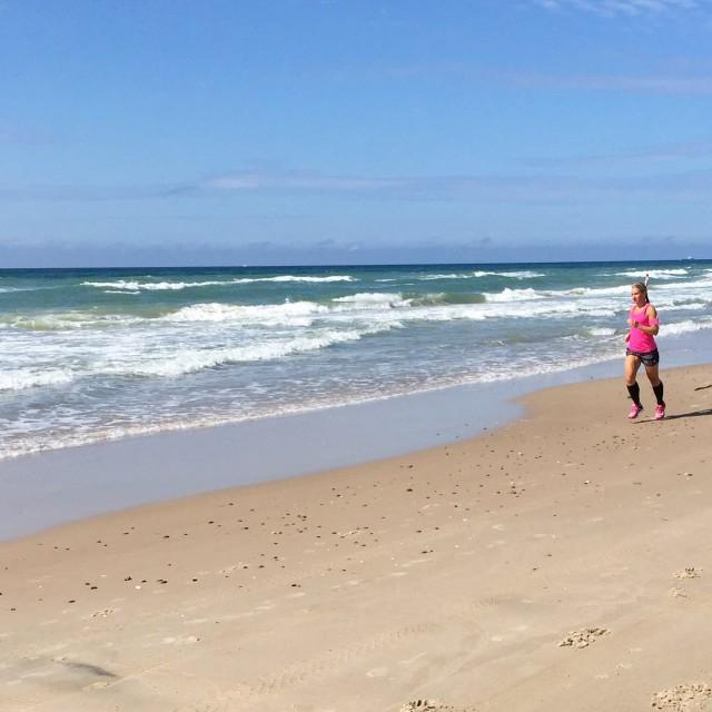 Strandlöpning i Danmark 2