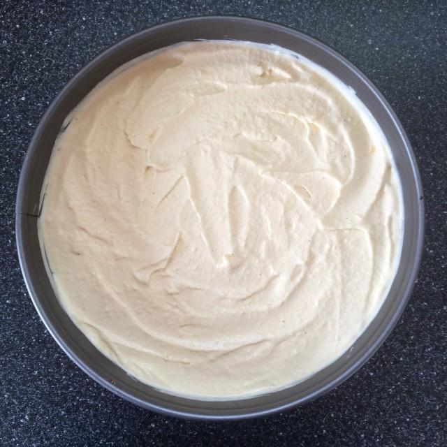 cheesecake fyllning