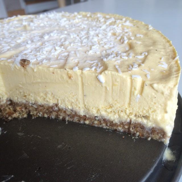 cheesecake skuren