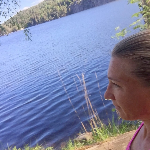 löpning ågelsjön 1