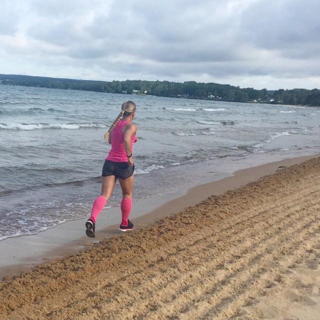 Vickan strandlöpning Varamon