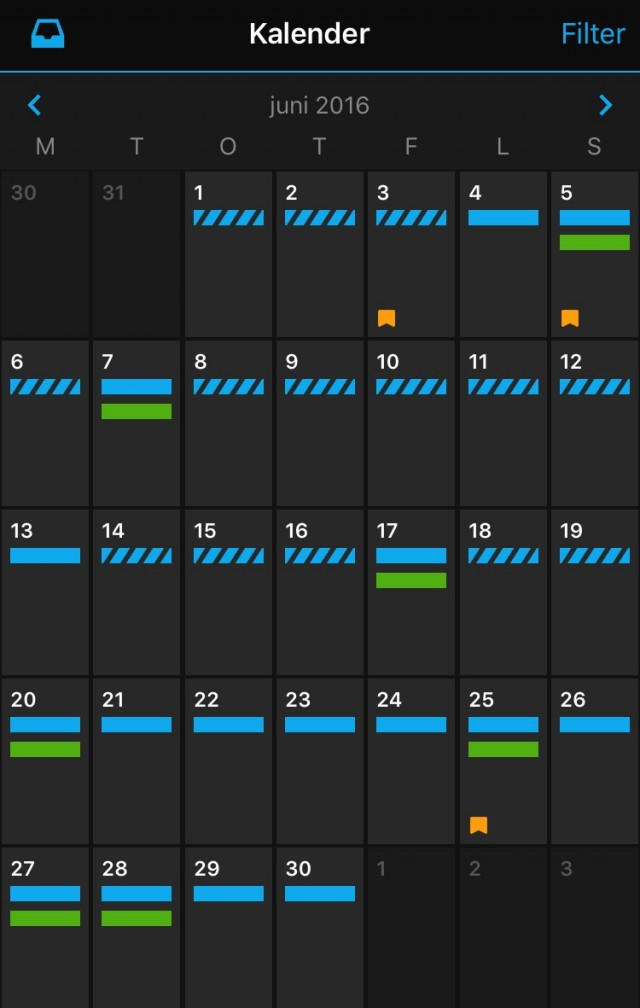 Garmin connect kalender juni