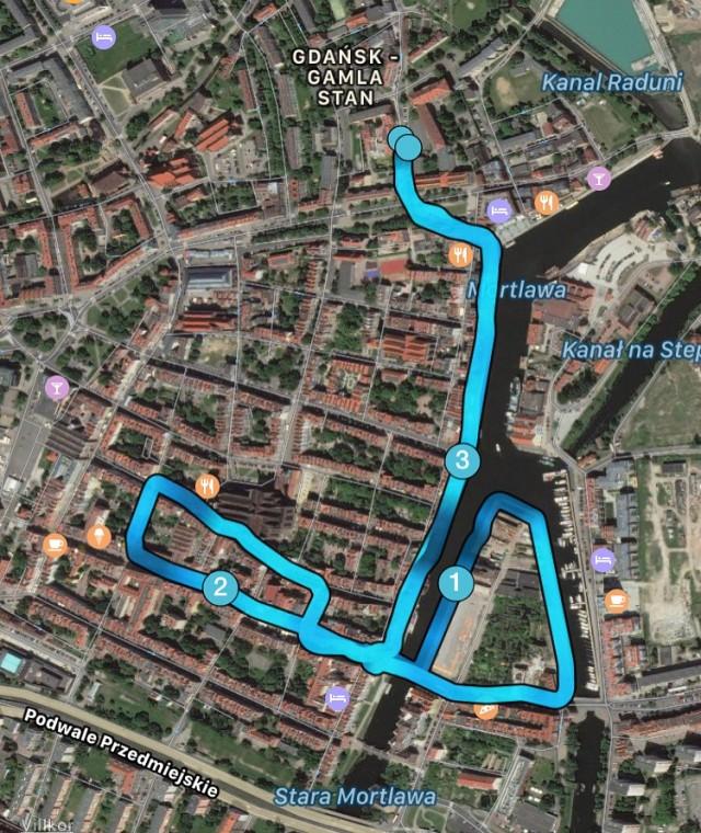 Gdansk löpning