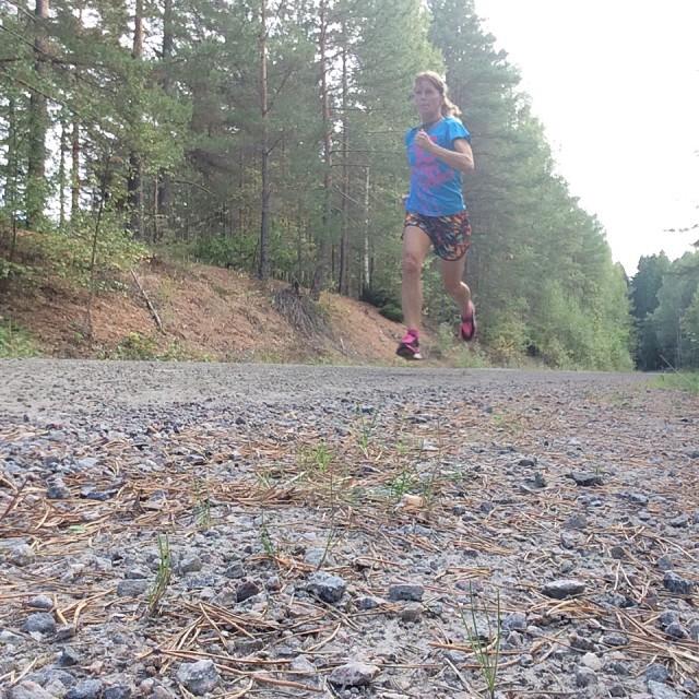 löpning och ben