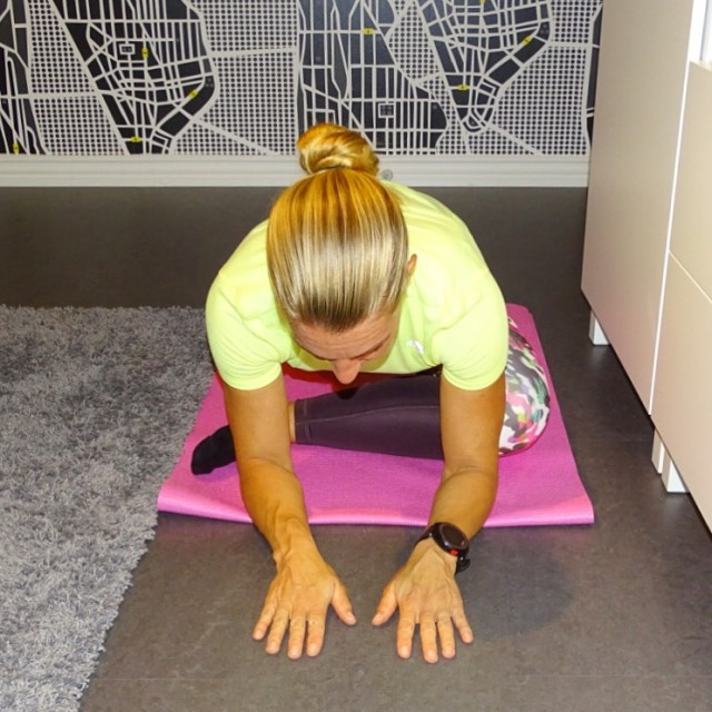 Stretching 4