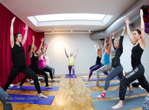 Frukostrelease Yoga World