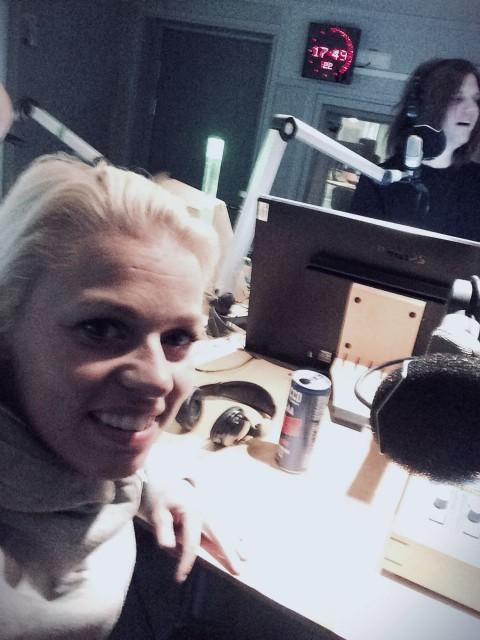 jag på radio