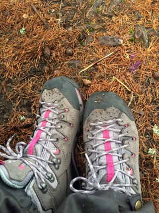 haglöfs skor