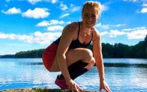 Karin Axelsson på Fitness & Hälsa