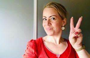 Supermamman Karin Axelsson